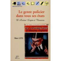 Pu De Limoges - le genre policier dans tous ses états ; d'Arsène Lupin à Navarro