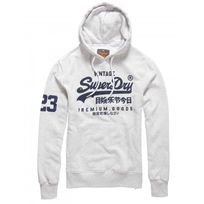 Superdry - Sweat à capuche Premium Goods