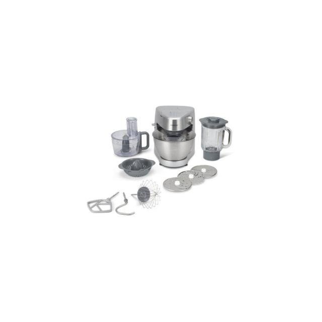 Kenwood Khc29.J0SI Robot pâtissier Prospero - 2 accessoires - Silver