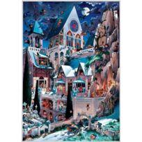 Heye - Puzzle Classique Castle Of Horror Loup 2000 Pièces
