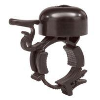 Aim bike parts - Sonnette pour vélo Aim 22,2 - 25,4 mm noir
