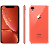 APPLE - iPhone XR - 64 Go - MRY82ZD/A - Corail