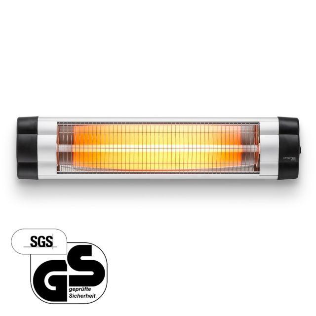 trotec chauffage radiant infrarouge electrique ir 2500 s. Black Bedroom Furniture Sets. Home Design Ideas