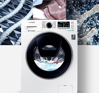 samsung lave linge hublot connect addwash ww90k6414qw achat lave linge hublot a. Black Bedroom Furniture Sets. Home Design Ideas