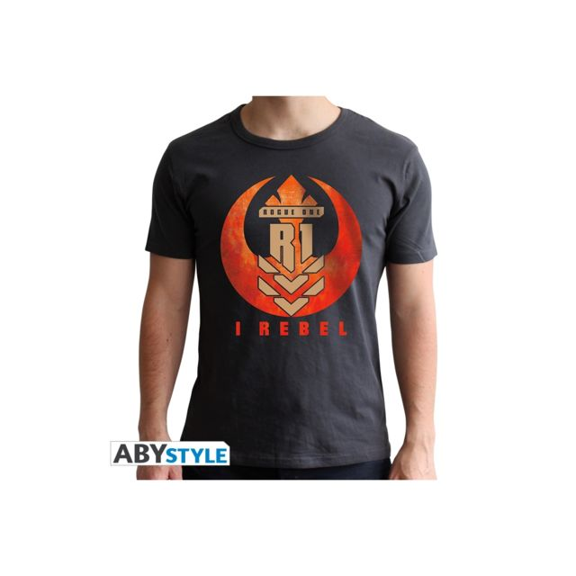 Abystyle Star Wars - T-shirt I Rebel