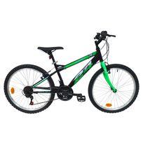 DENVER - Vélo 24'' First - Vert et noir - 24 FIRST BOY