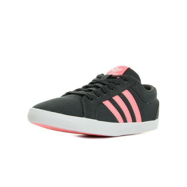 Adidas Originals Adria Ps 3S Mid W (Rouge) Baskets chez