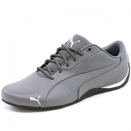 puma chaussure grise