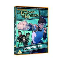 Paramount - Legend of Korra: Book One Import anglais