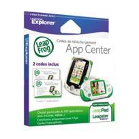 Leapfrog - Jeu leappad / leapster explorer : cartes de téléchargement