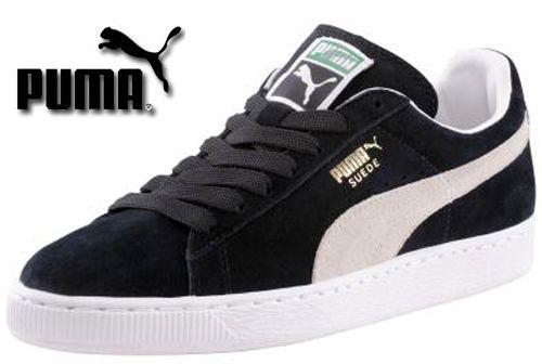 chaussure puma noir
