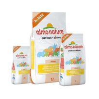 Almo Nature - Croquettes Holistic pour chaton au poulet et riz Sac 2 kg