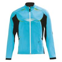 Briko - Xc Plus Lite Jacket Bleue Veste de ski de fond homme