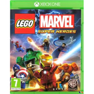 Warner Bros - Lego Marvel's Avengers - Xbox One
