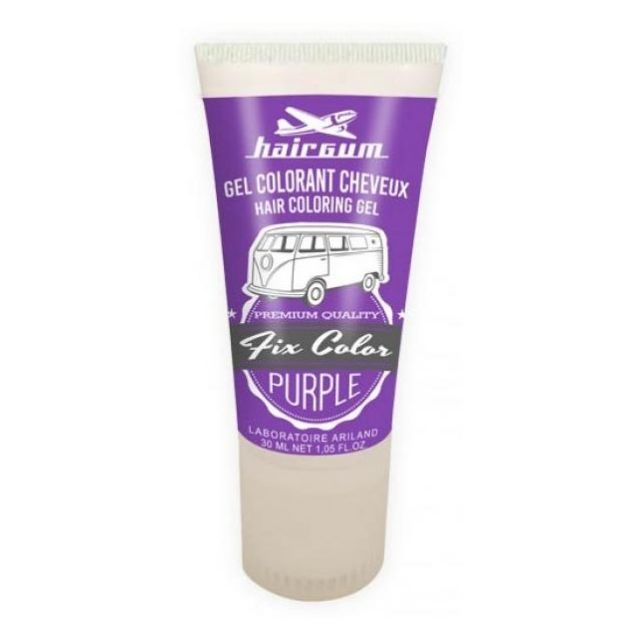 Ariland - Hairgum Gel Fix Color violet 30 Ml Plusieurs couleurs