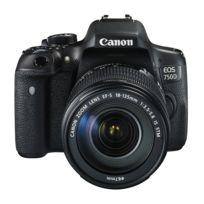 Canon - Eos 750D + Ef-s 18-135 mm f/3.5-5.6 Is Stm Garanti 3 ans