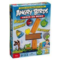 Mattel Jeux - Jeu de Société - Angry Birds