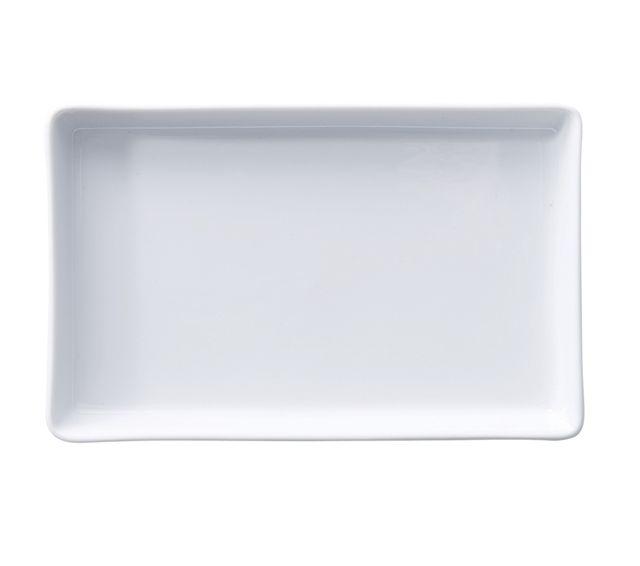 Lebrun Assiette plate 28X22CM Bonna