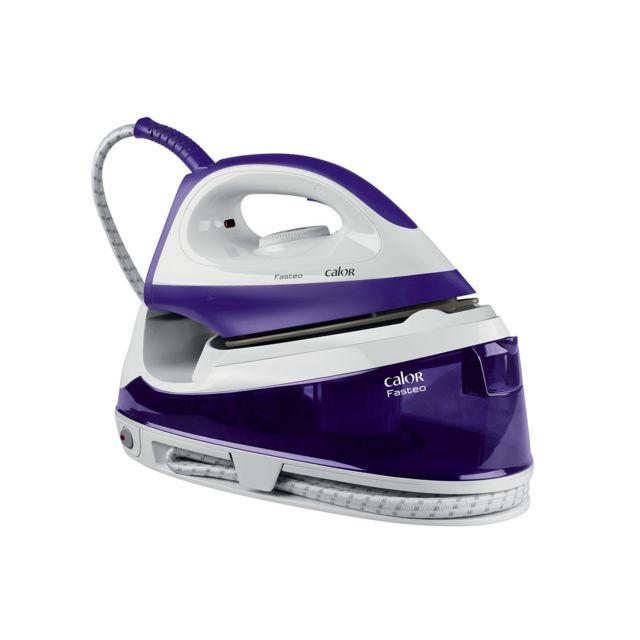 CALOR Générateur vapeur Fasteo - SV6020C0 - Violet