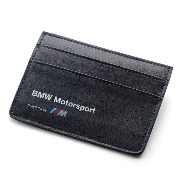 Bmw Motorsport - Porte-cartes bleu - pas
