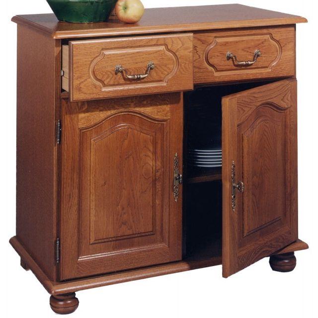 beaux meubles pas chers table relevable ch ne et chrom e avec rallonges vendu par rueducommerce. Black Bedroom Furniture Sets. Home Design Ideas