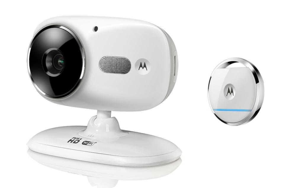 Caméra de vidéo surveillance Full HD + capteur