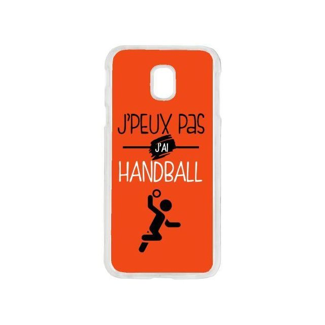 coque samsung j5 2017 handball