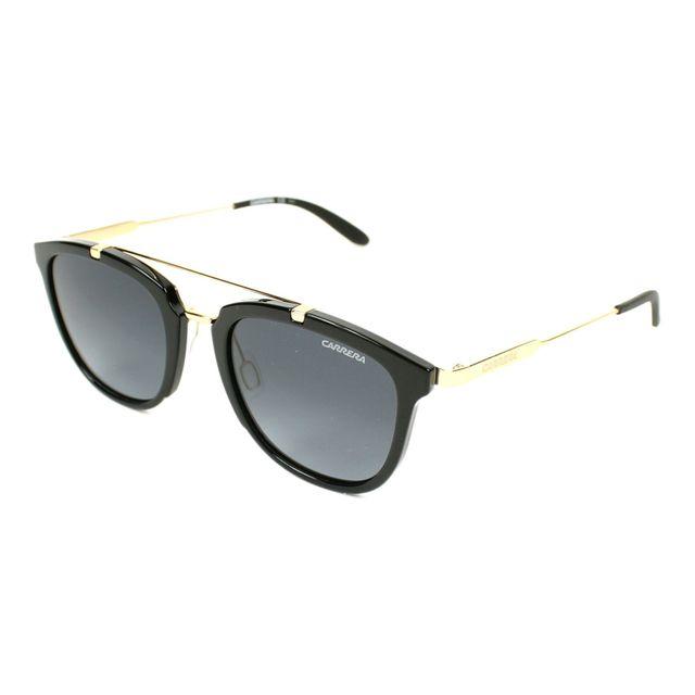 Carrera - Lunettes de soleil -127-S 6UB HD Homme Noir - pas cher ... 21f668f1c6c5