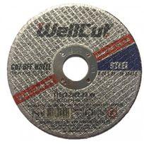 WellCut - Disque Abrasif Metal - Taille - Ø 115 mm 115 x 3.2 x 22,23