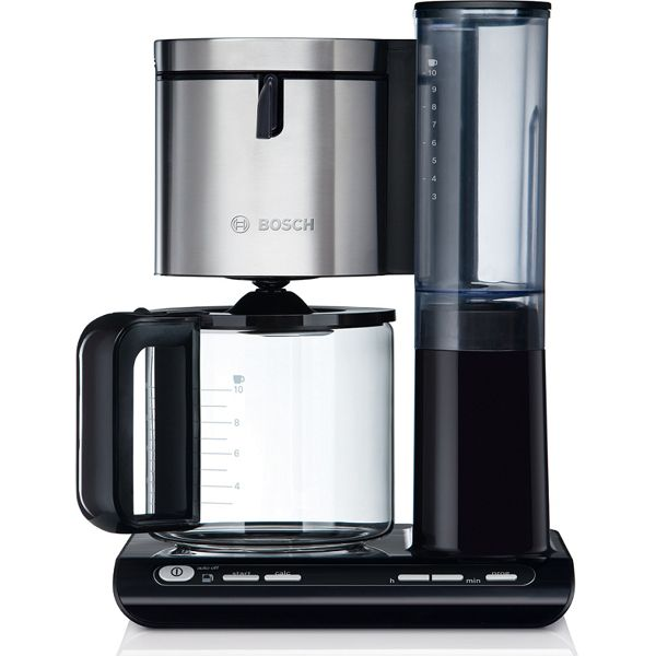 bosch cafeti re programmable 10 tasses 1160w tka8633. Black Bedroom Furniture Sets. Home Design Ideas