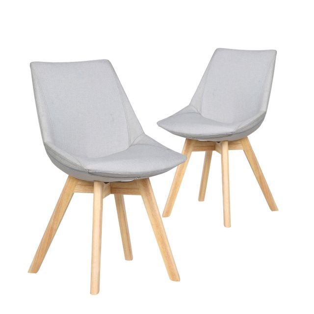 Chaise design scandinave for Chaise scandinave ikea