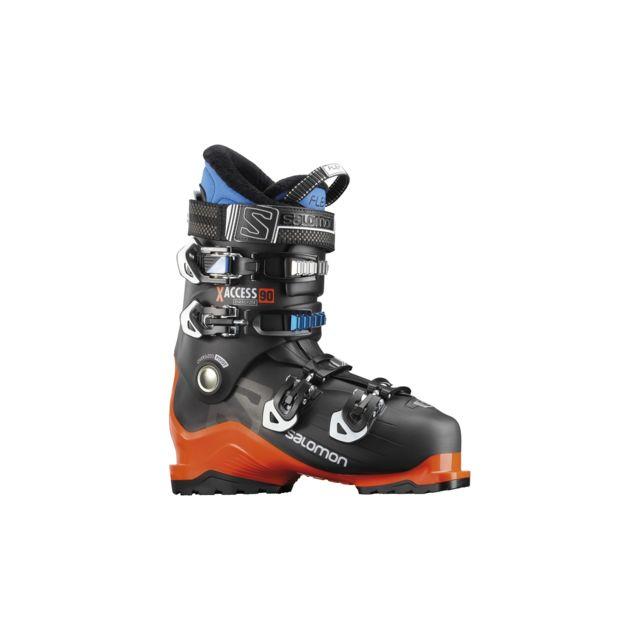 De Ski Bl 90 X Orange Salomon Pas Cher Access Chaussures Bk m80wNn