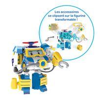 ROBOCAR POLI - Véhicule transformable Poli - Plongeur - 83310