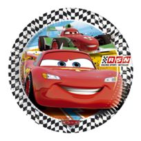 Marque Generique - Assiettes cars en carton