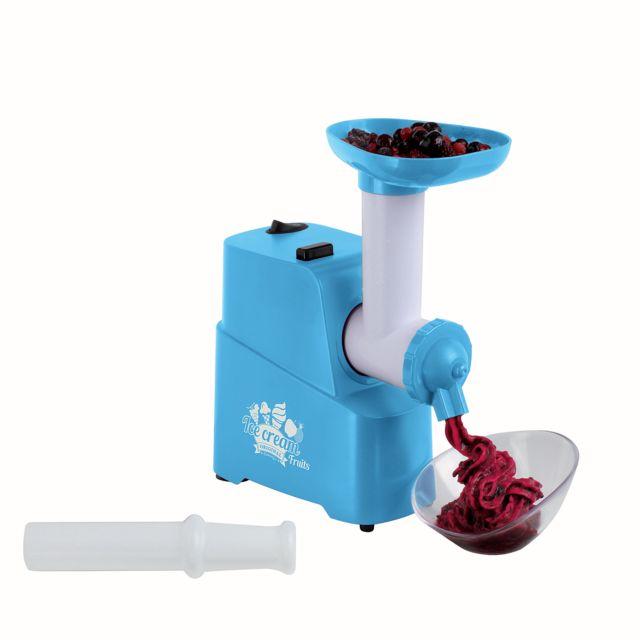 DOMOCLIP Machine à glace 100% fruits DOP161