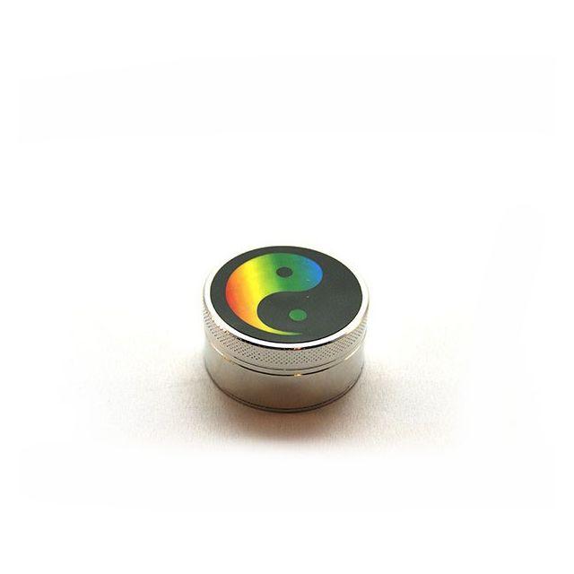 Smoke Pas Cher Grinder alu 2 parts diamètre 50 mm \