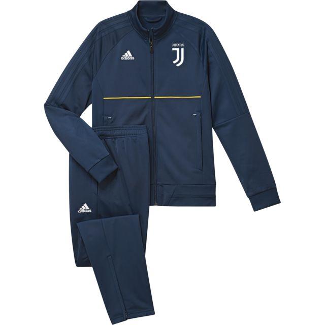Adidas Survêtement junior Juventus 20172018 pas cher