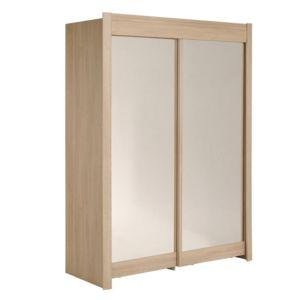 Soldes paris prix armoire portes coulissantes phenix 180cm ch n - Armoire enfant soldes ...