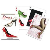 Gibson - Jeu de 54 cartes Chaussures