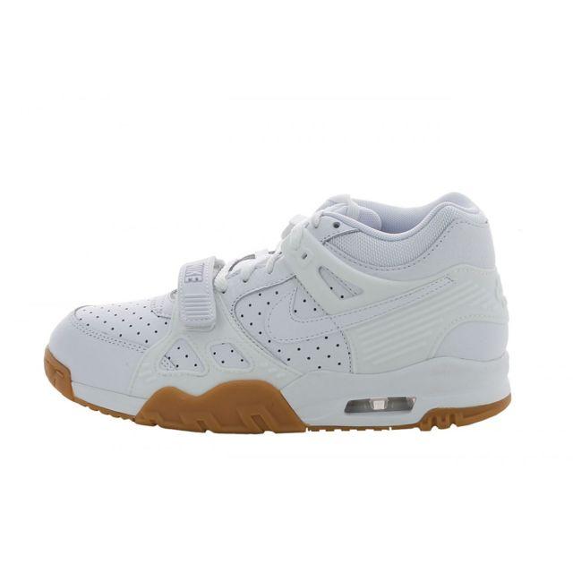 Nike Basket Air Trainer 3 705426 100 Blanc 47 12
