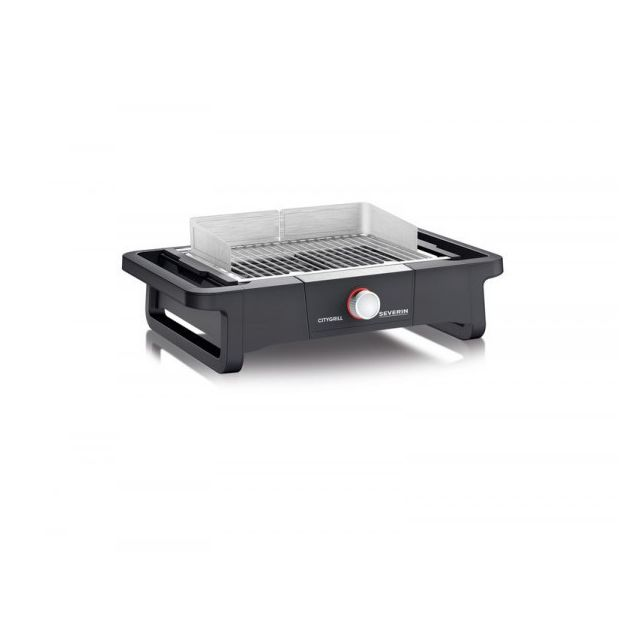 SEVERIN Gril Barbecue, Gril sur pied, Surface du Gril