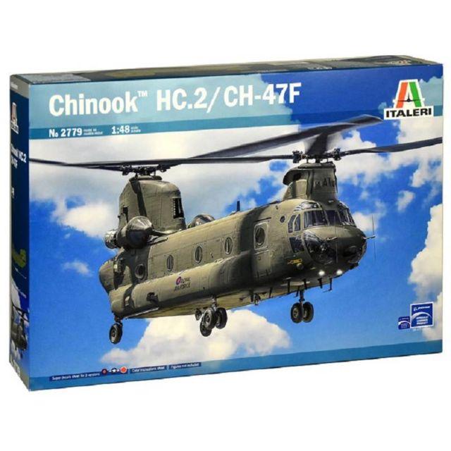Italeri Maquette Hélicoptère Chinook Hc.2 Ch-47f