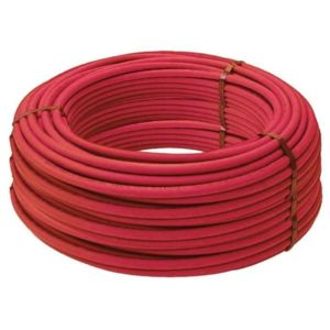 Somatherm - Tube Per AntiOxygene pour Chauffage et Climatisation - Ø20 mm - 120m - Rouge