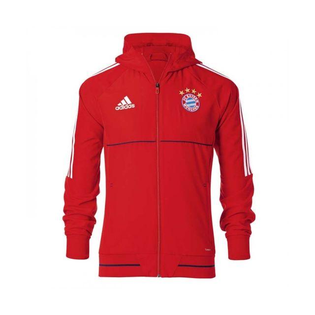Adidas 2017 Présentation Performance Bayern Veste Munich De Fc nOvmN80w