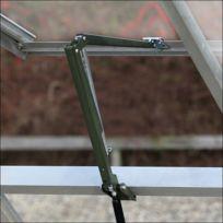 Halls - Système d'ouverture de fenêtre automatique en acier galvanisé Ventomax