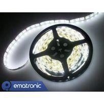 EMATRONIC - Ruban LED 1mètre 60LEDs/m 3528 - CWF2-35 BLANC