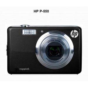 hp p550 appareil photo num rique 16 mpix zoom 12x noir pas cher achat vente appareil. Black Bedroom Furniture Sets. Home Design Ideas