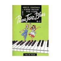 Van De Velde - Piano Jazz Blues 2