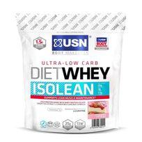 Usn - Protéine Diet Whey Isolean Tarte a la Fraise 454 g