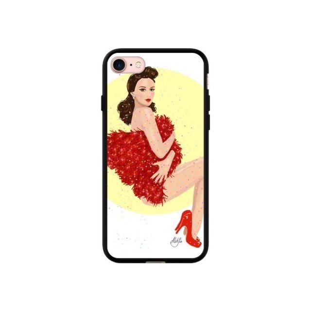 coque iphone 7 avec femme